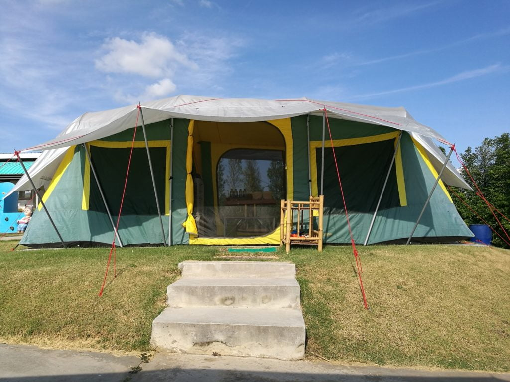 Multi-Room Tent