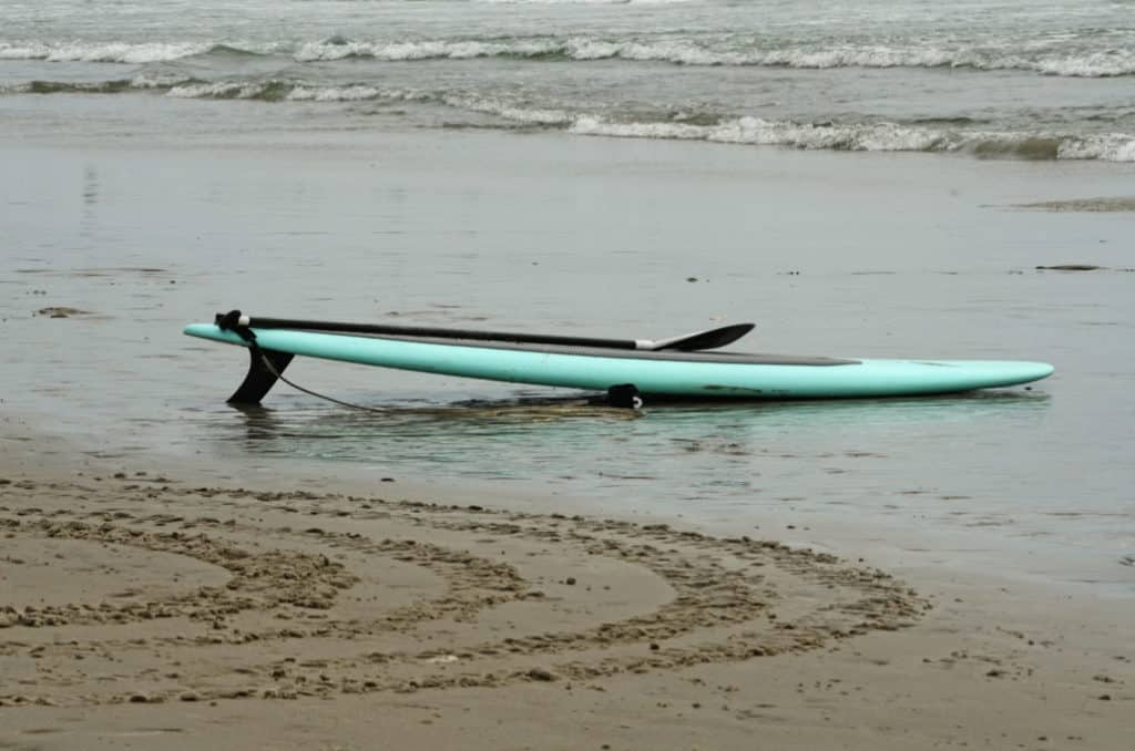 Paddleboard Sizes for Beginners Paddlers (Based on Weight)