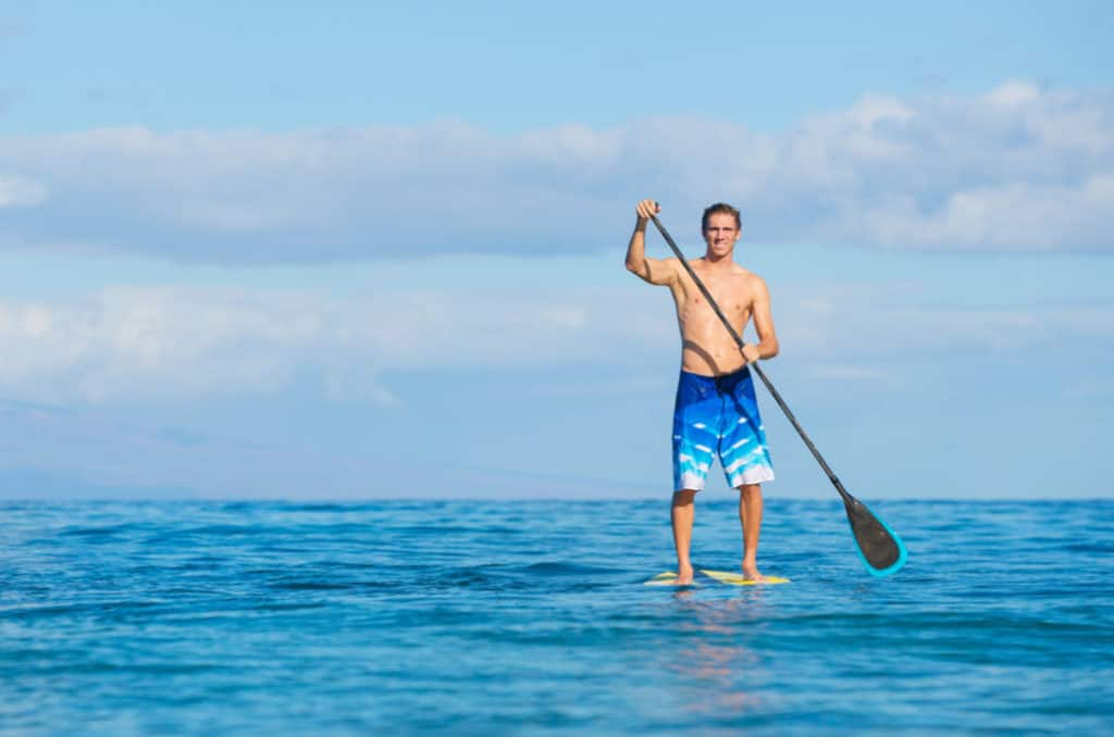 Proper Stand-Up Paddle Boarding Outfits for Every Season