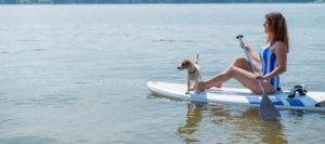 Stand up Paddle Boarding with your Dog in 10 Easy Steps
