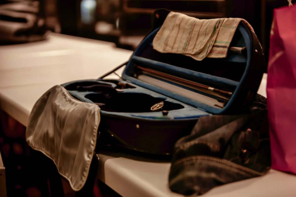 The Instrument Case