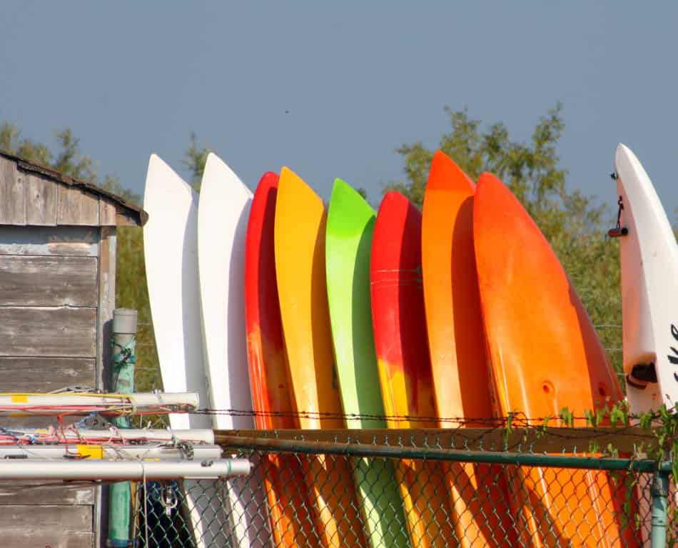 Tips for Storing Your Surf and SUP Boards