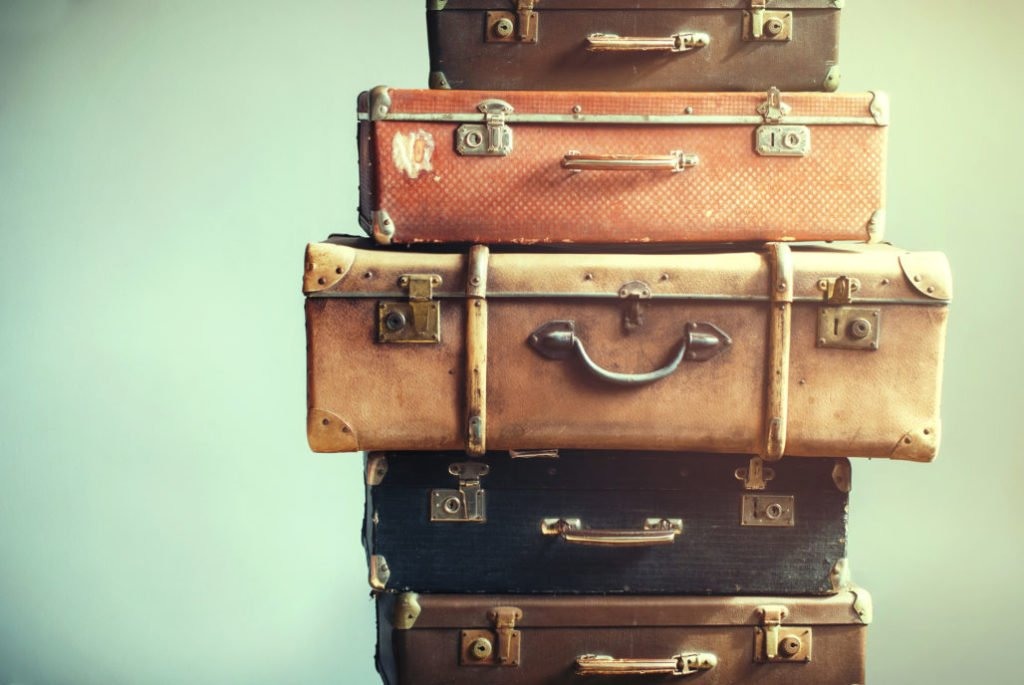 What is the History of the Types of Luggage