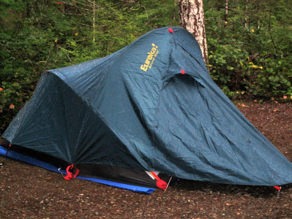 1. How to Make Nylon and Polyester Tents Waterproof
