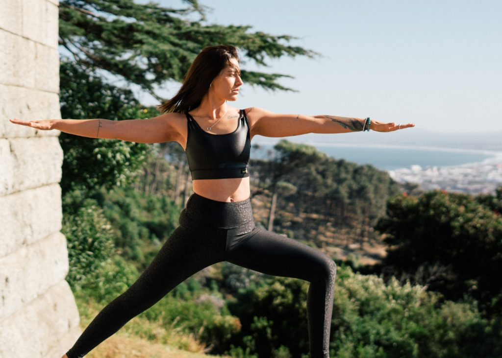 10) Alo Yoga apparel has been designed to fit beautifully.