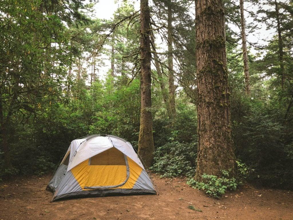 3. Tent Fabric Choice Matters