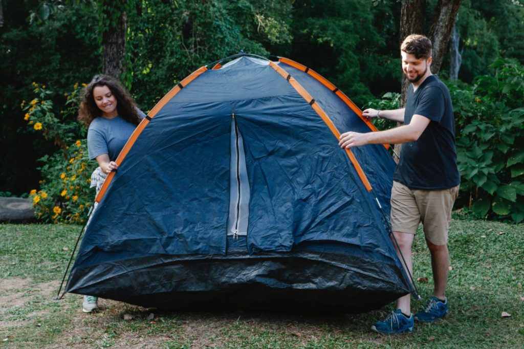4. How to Set Up Your Tent Correctly