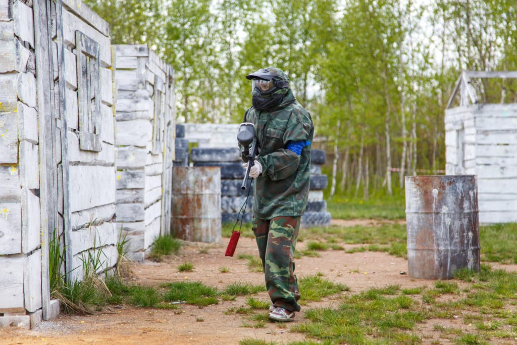 A Beginner's Guide to Play Paintball