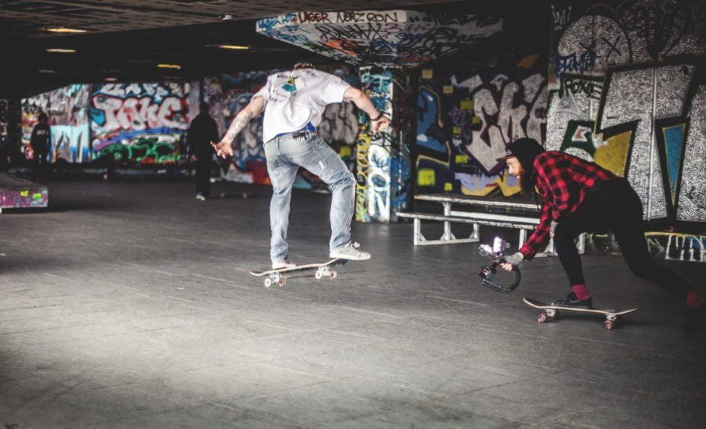 A Brief History of Skateboard