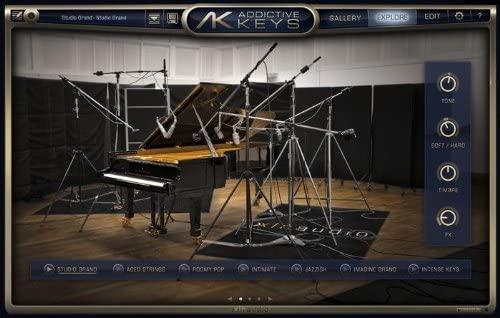 Addictive Keys By XLN Audio