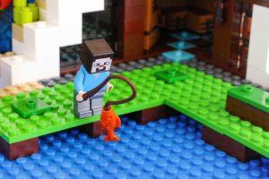 Best Lego Minecraft Set