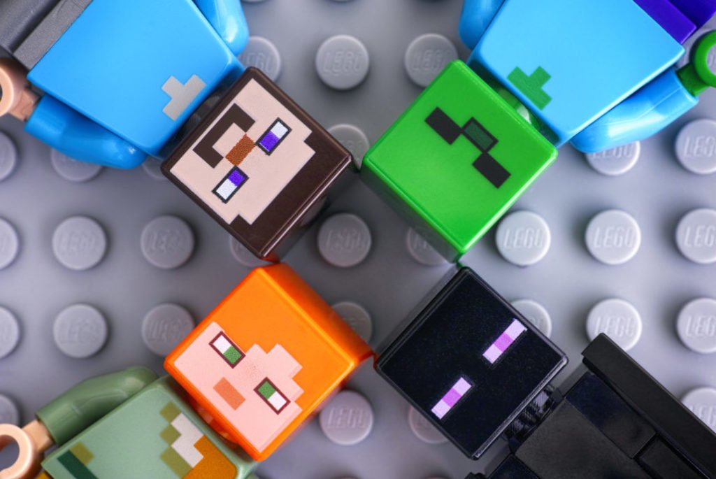 Best Lego Minecraft Set for the money