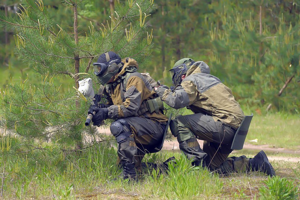 Best Paintball Knee Braces FOR THE MONEY