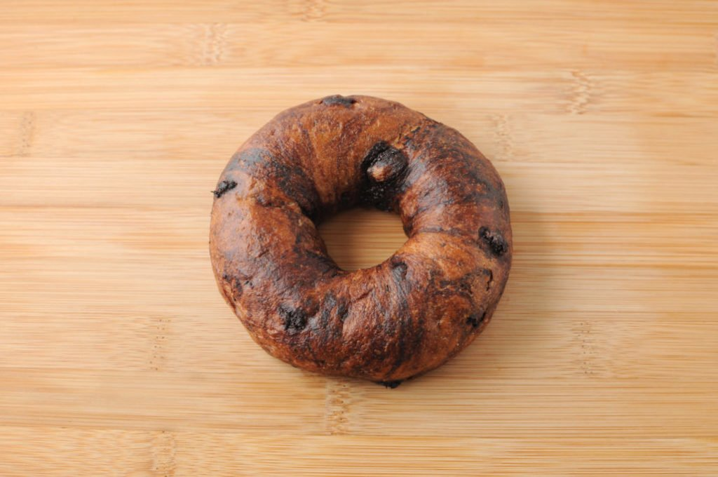 Chocolate Chip Bagels