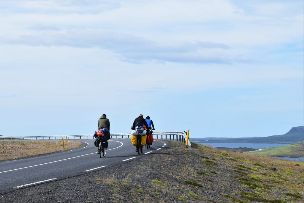 Choose the Beginner's Guide to Bicycle Touring Top Tips