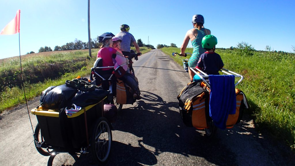 Choose the Types of Bicycle Touring