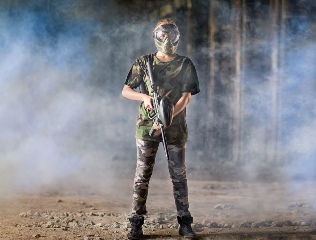 Do's and Don'ts for a Paintball Game