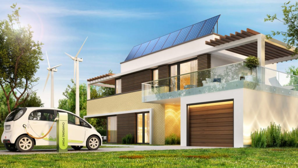 Eco House New