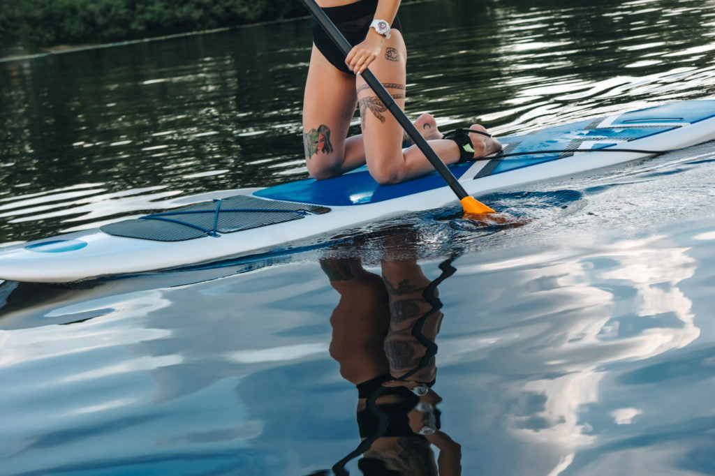 How Does the Product Compare with Other Paddleboards?