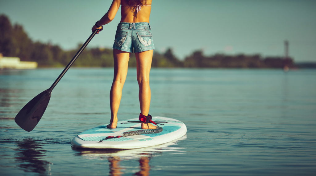 How Does the SportsStuff 1030 Adventure iSUP Compare with Other Paddle Boards?