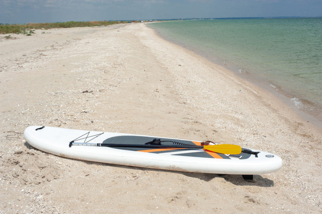 How Does the XTERRA iSUP 10' Compare with Other Paddle Boards?