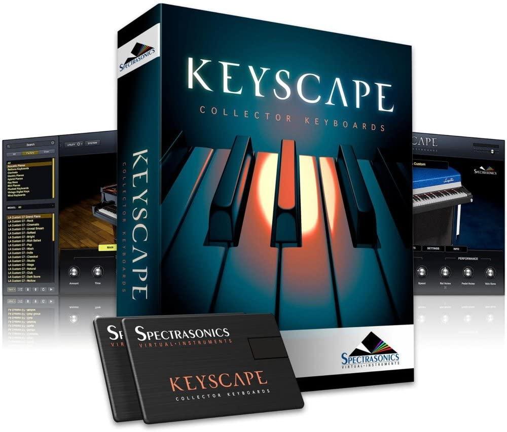 Keyscape By Spectrasonics