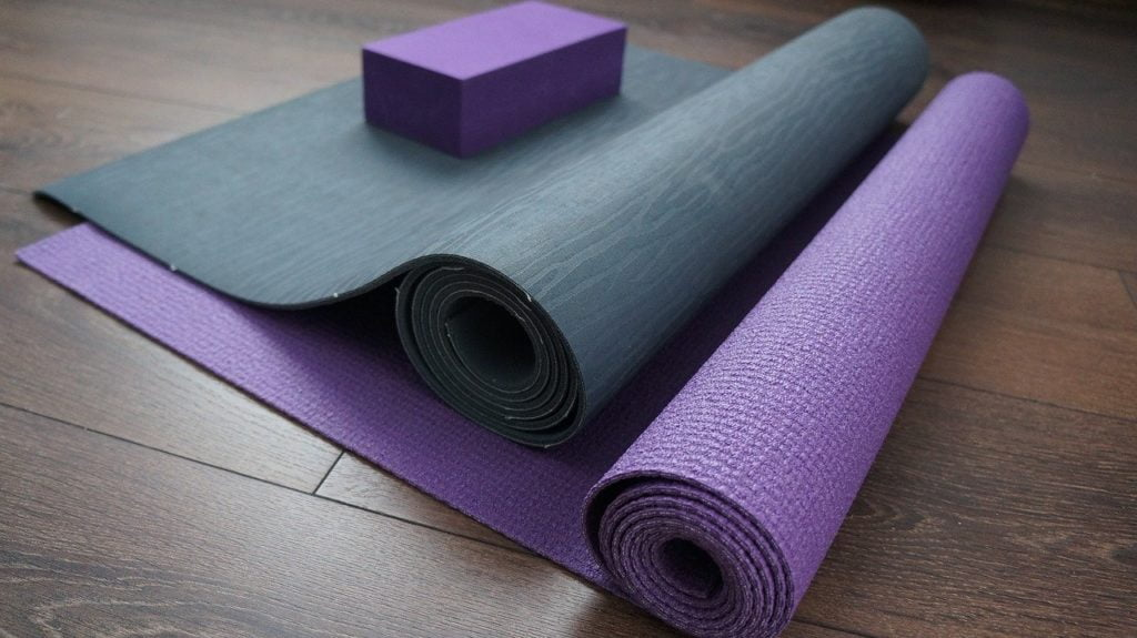 Manduka's classic, black yoga mat continues to sell out.