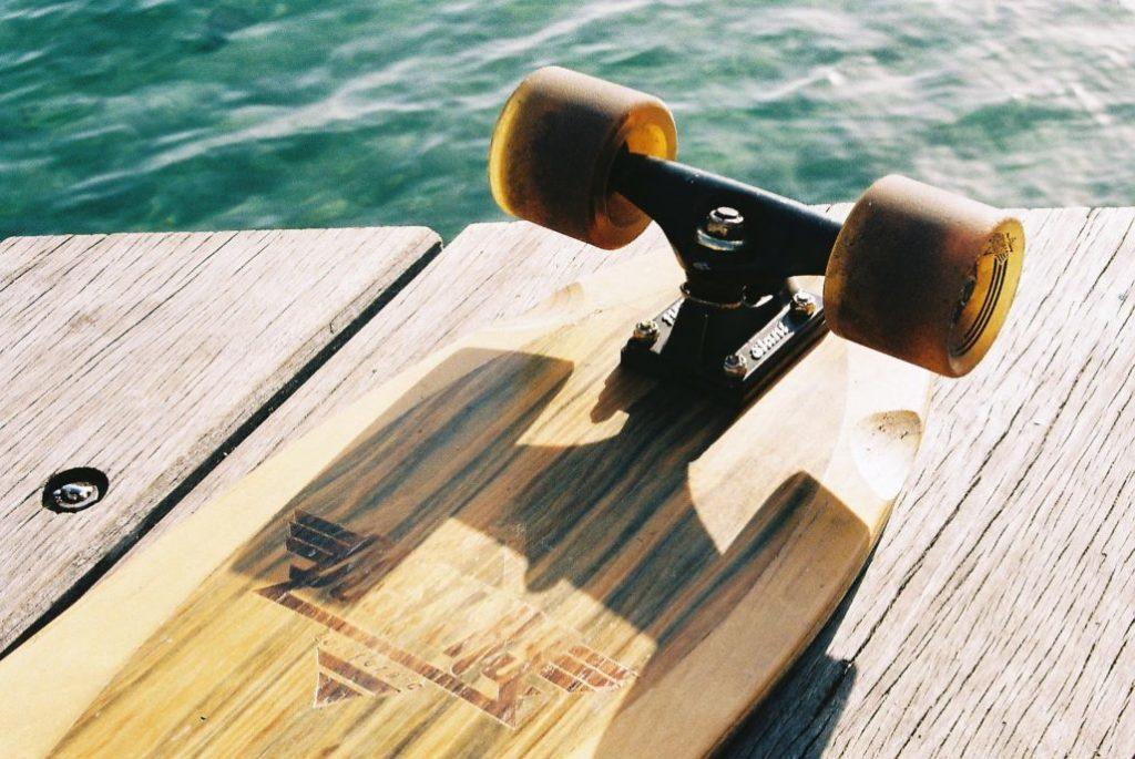Skateboard Configuration
