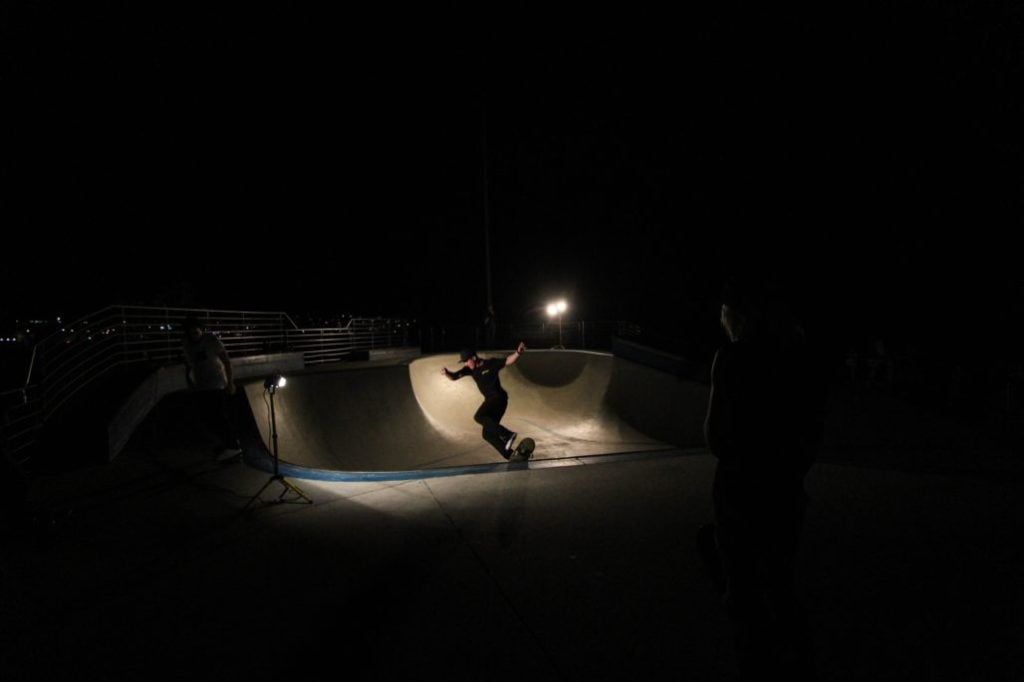 Skateboarding at Night Why Do It