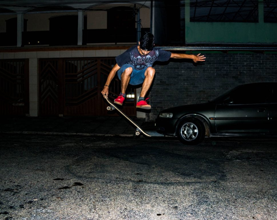 Skateboarding at Night Why Do It & How to Make It Safe