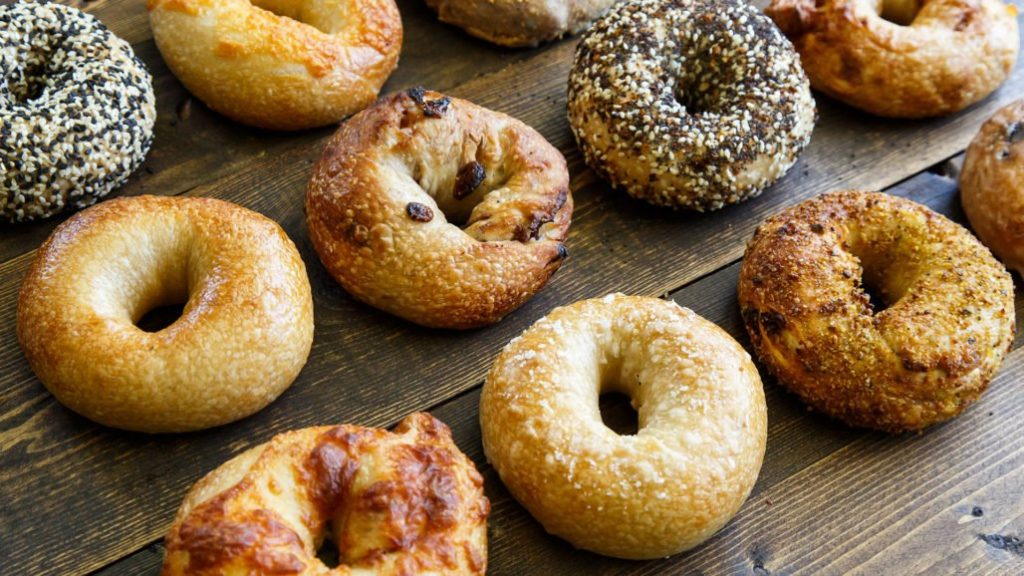 The 26 Types of Bagels and How You Can Make Your Own