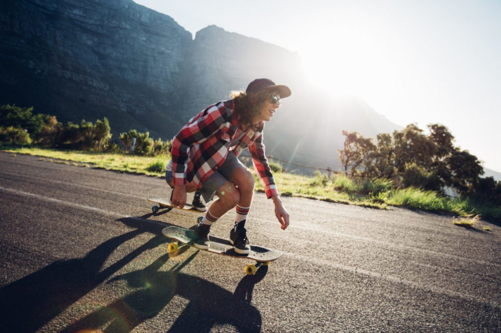 The Basics of Longboard Carving