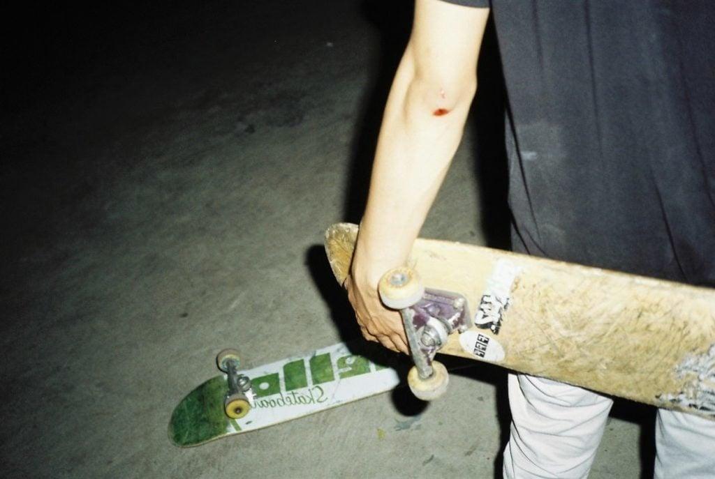 The History of Skateboarding