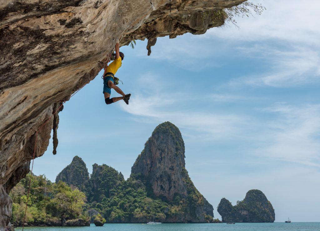 The Ultimate Beginner's Guide to Rock Climbing