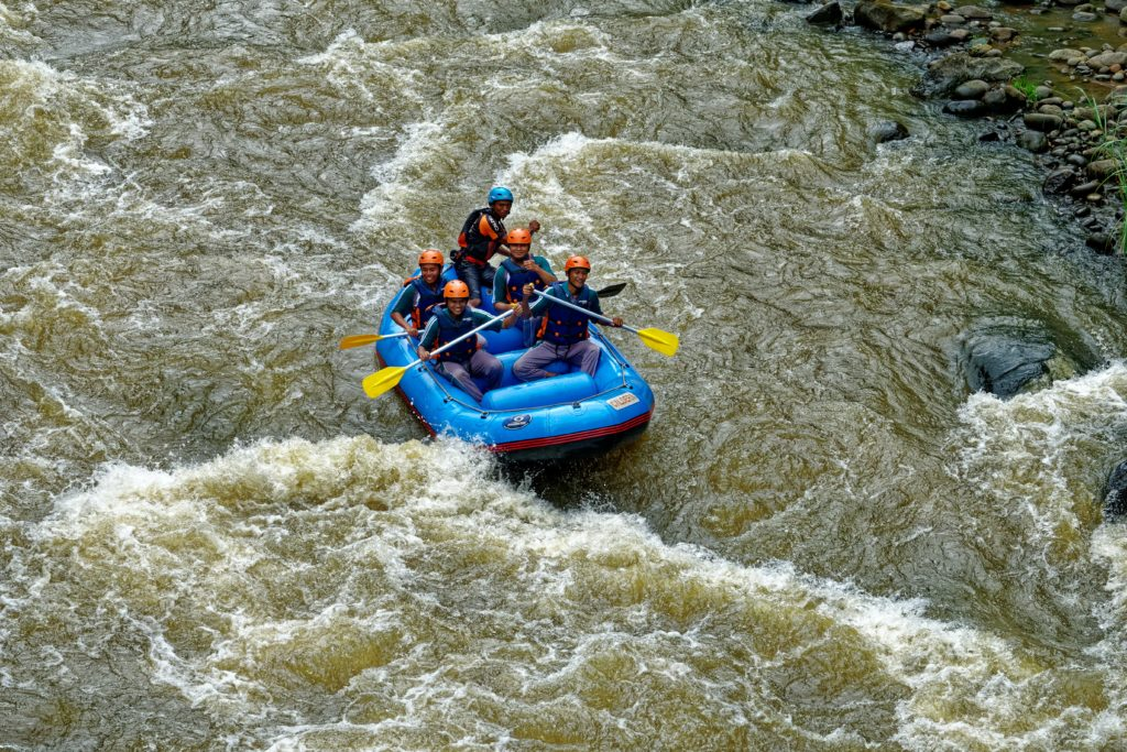 The Ultimate Guide for Rafting on the River for the First Time