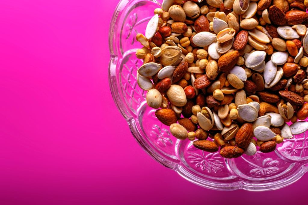 What Are the 20 Most Popular Types of Nuts