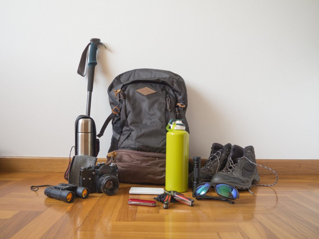 What are the tools you should always have with you when you go into the outdoors