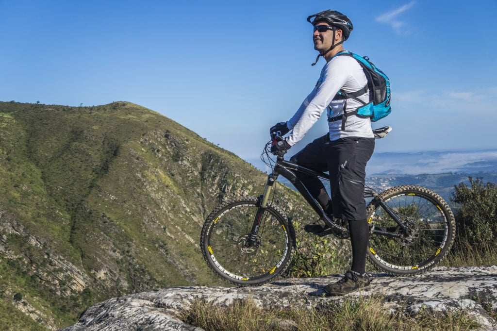 What is Mountain Biking and What is Trail Biking