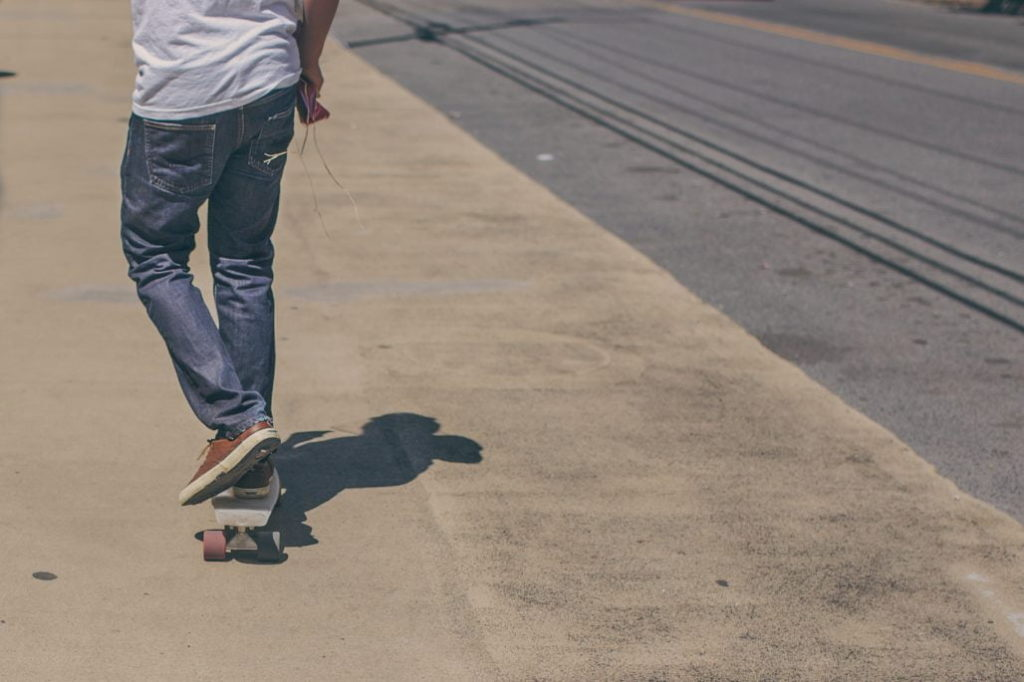 What is a Longboard Stance