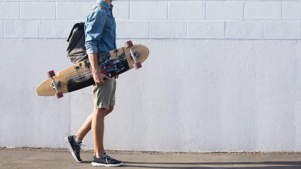 What is a longboard