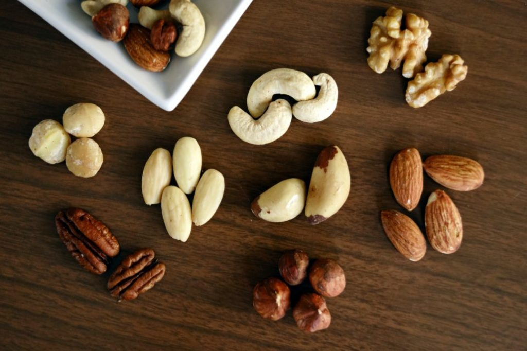 What is the Nutrition of Nuts and Seeds