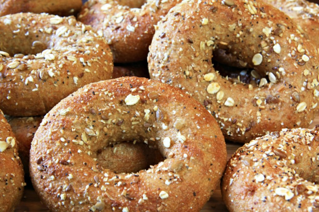 Wholemeal Bagels