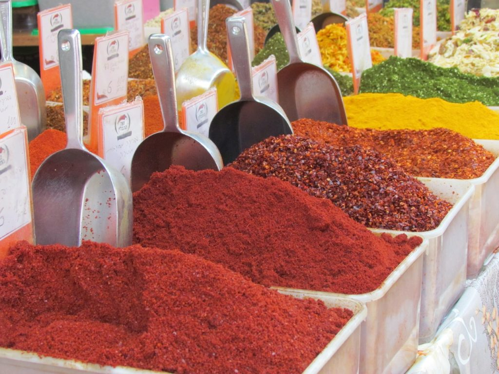 Why Should Different Types of Spices Be Sprinkled into a Dish