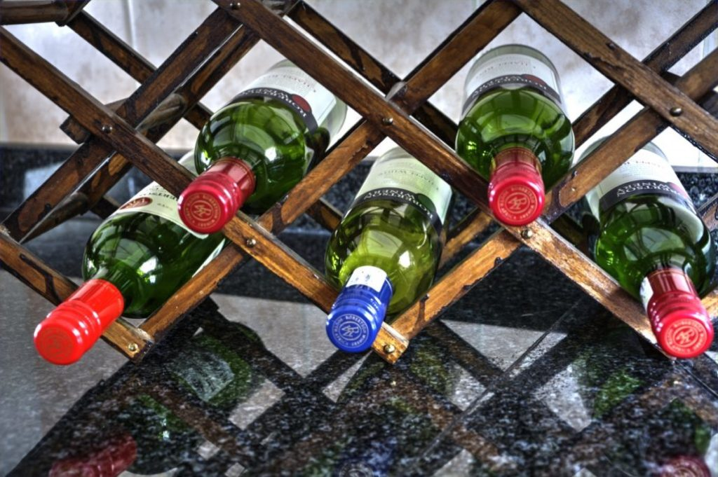 Can the Types of Wine Rack be Used for Other Bottles