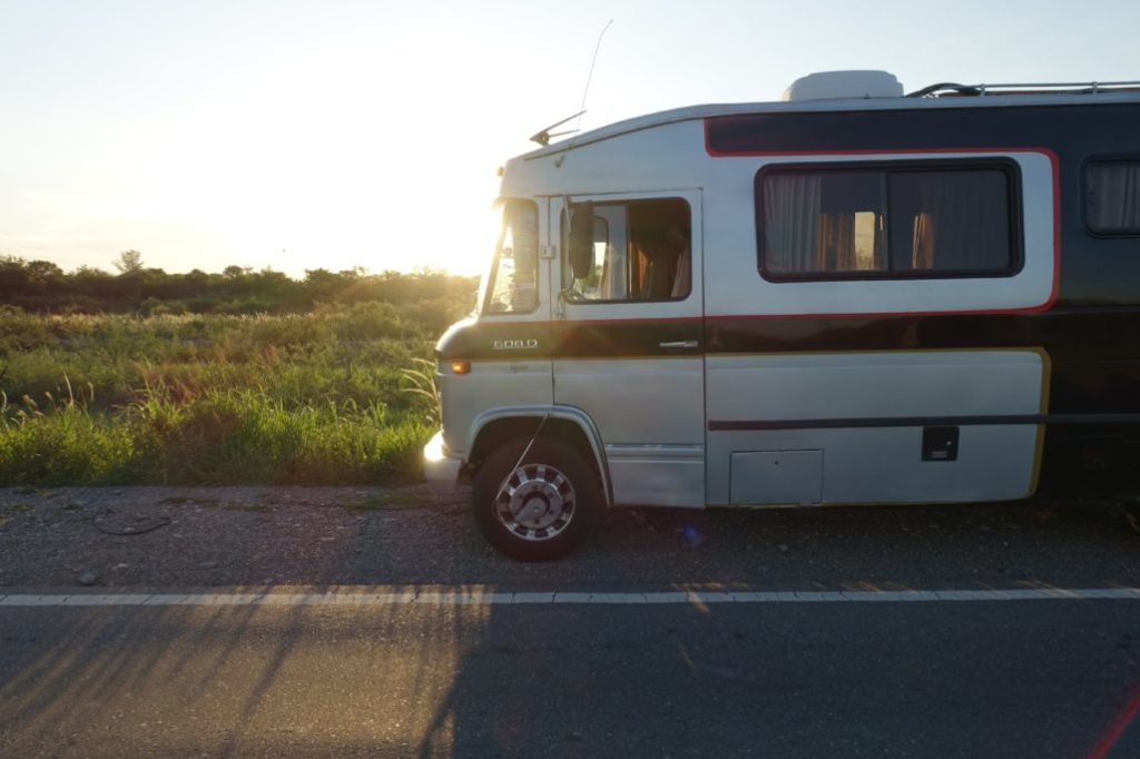 Can you wrap your RV yourself