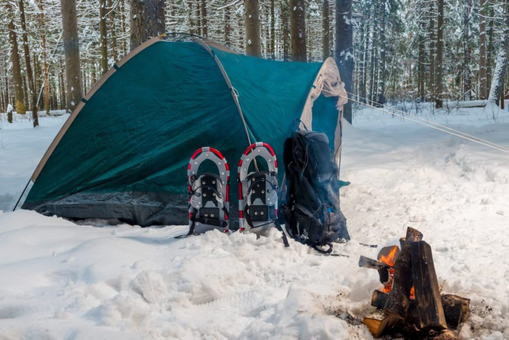 Easy Winter Camping Tips