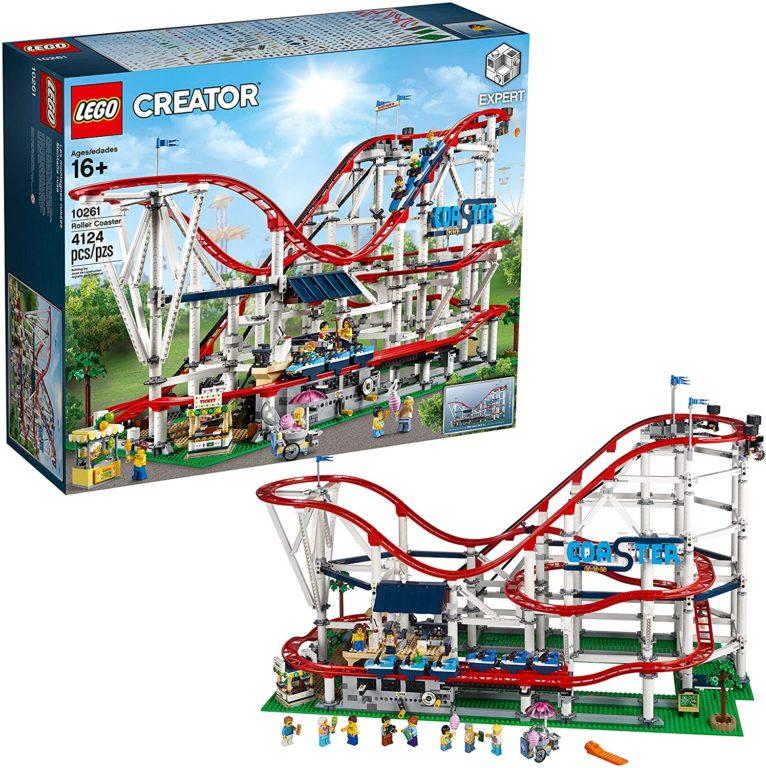 Expert Roller Coaster