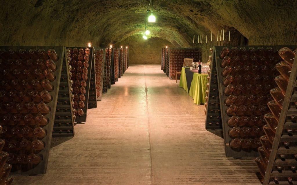 External Wine Storage Facilities
