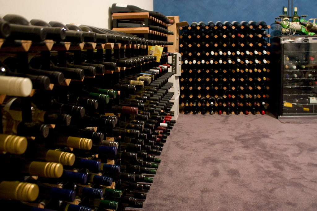 How Many Bottles of Wine Can a Wine Rack System Hold