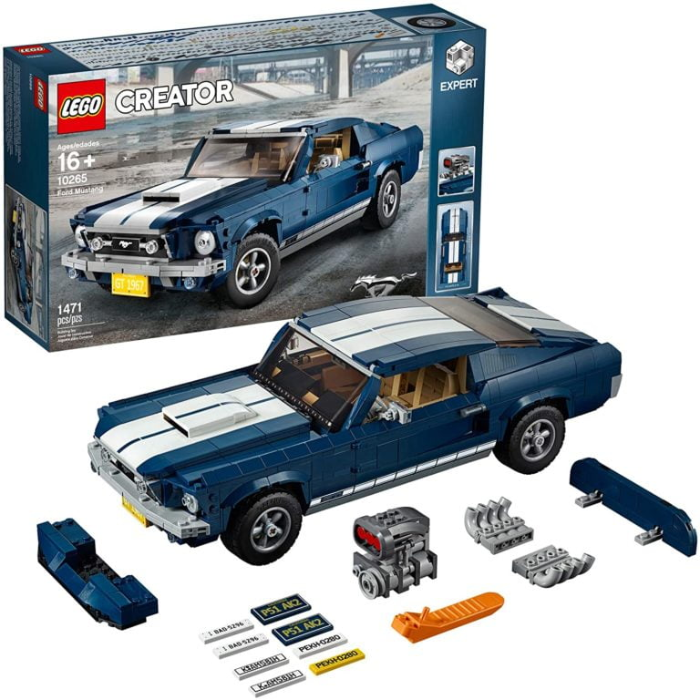 LEGO Expert Ford Mustang